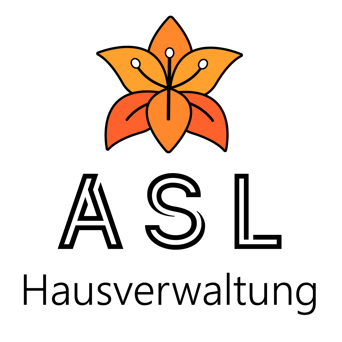Logo der ASL Hausverwaltung aus Bondorf